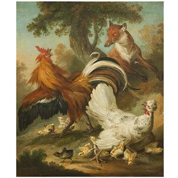 foxchickens