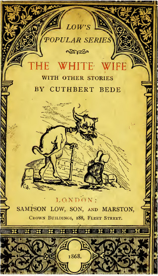 the white wife